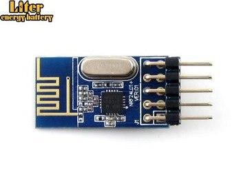 NRF24L01 Wireless Module 2.4G Wireless RF Communication Module Upgrade Develpment Kits SPI Interface