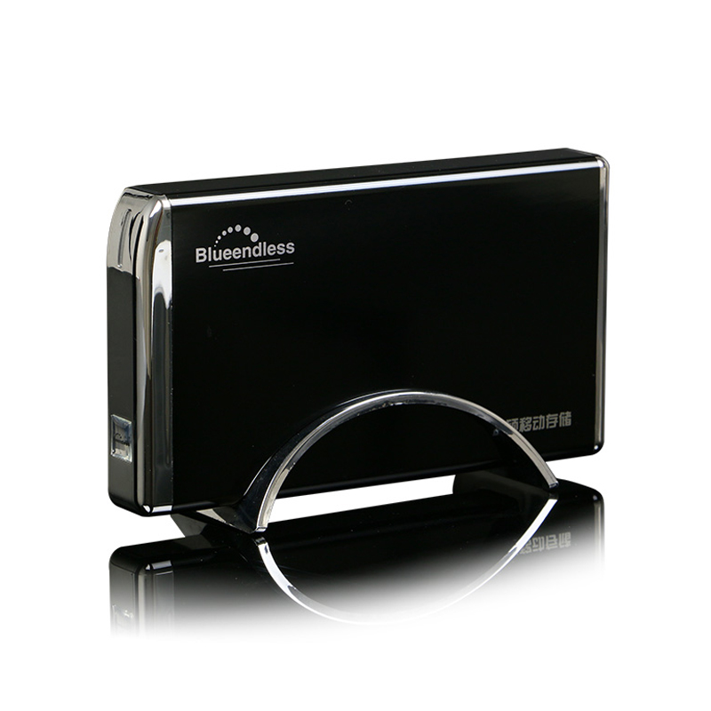 Universal Aluminum IDE Sata hdd case SSD HDD 3 5 inch hard disk caddy USB 2