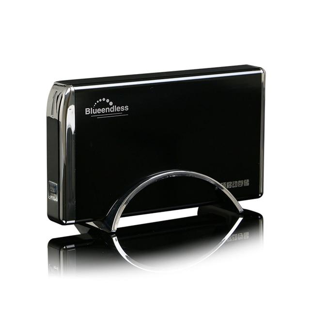 Universal De Aluminio caso SSD HDD de 3.5 pulgadas disco duro IDE Sata hdd caddy recinto U35SPA