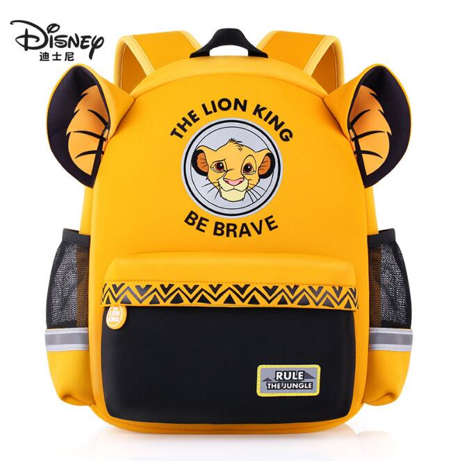 Image 4 - Genuine Disney movie the lion king  Simba Cartoon bag plush Doll Backpack Kids Girls boy children toy Christmas Birthday gift-in Movies & TV from Toys & Hobbies