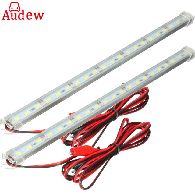 12v car dome light 5630 smd led interior lamp strip light bar for rh aliexpress com Wiring Diagram with Lighted Base Lamp Lamp Repair