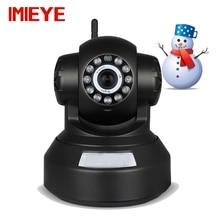 IMIEYE HD 720p wifi wireless IP camera support 64G SD PTZ cctv security P2P onvif ip kamepa ONVIF alarm motion detection webcam