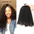 Brazilian Kinky Curly Virgin Hair 4 Bundles Brazilian Virgin Hair Curly Extensions Unprocessed Virgin Brazilian Hair