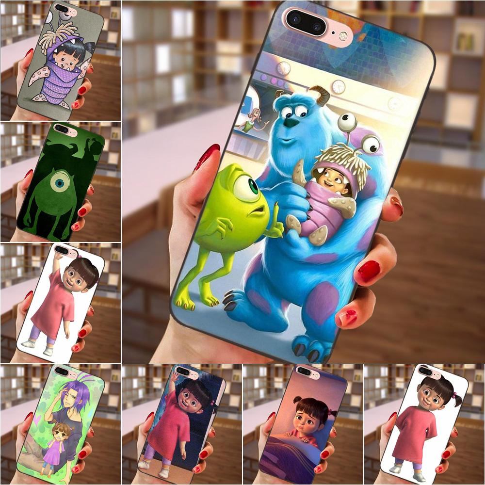 Cellphones & Telecommunications Phone Bags & Cases Glorious For Samsung Galaxy A3 A5 A6 A6s A7 A8 A9 Star Plus 2016 2017 2018 Soft Tpu 2017 New Arrival Monsters Inc Boo Be Shrewd In Money Matters