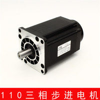 Nema42 Stepper Motor 3 phase 16N.m Body Length 185mm CE Rohs CNC Motor