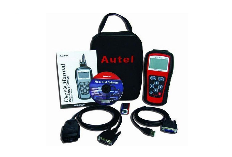 Autel MaxiScan MS509 Auto Car Scanner OBDII/EOBD OBD2
