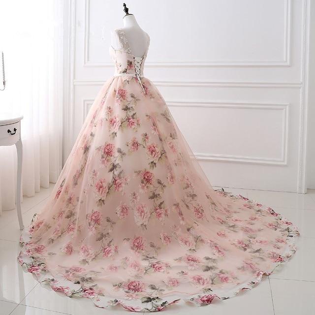 Элегантные без рукавов бальное платье совок шеи длинное вечернее