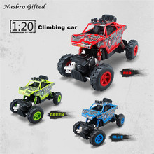 High Quality 1/20 2.4GHZ 4WD Radio Remote Control Off Road RC Car ATV Buggy Monster Truck Free Shipping ,XL30