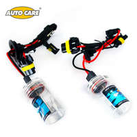 Free Shipping HID Xenon Bulbs Headlights Car Lamp H8 H9 H11 55W 12V With Color Temperature