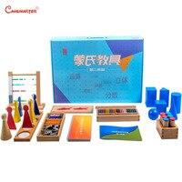Монтессори 3 6 лет, детские математические игрушки, игры с коробкой, подарки, детские материалы, обучающие игрушки для детского сада, Наборы д