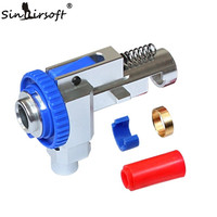 KUGA CNC 7075 Aviation Aluminum Hop Up Chamber For M4 M16 Series Airsoft AEG Rifle For