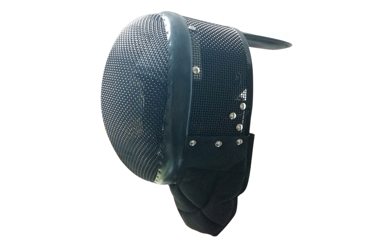 For Russian 12pcs Fencing Black Masks Masks To Russia, Fencing Products And Equipments, 350NW Removable Lining
