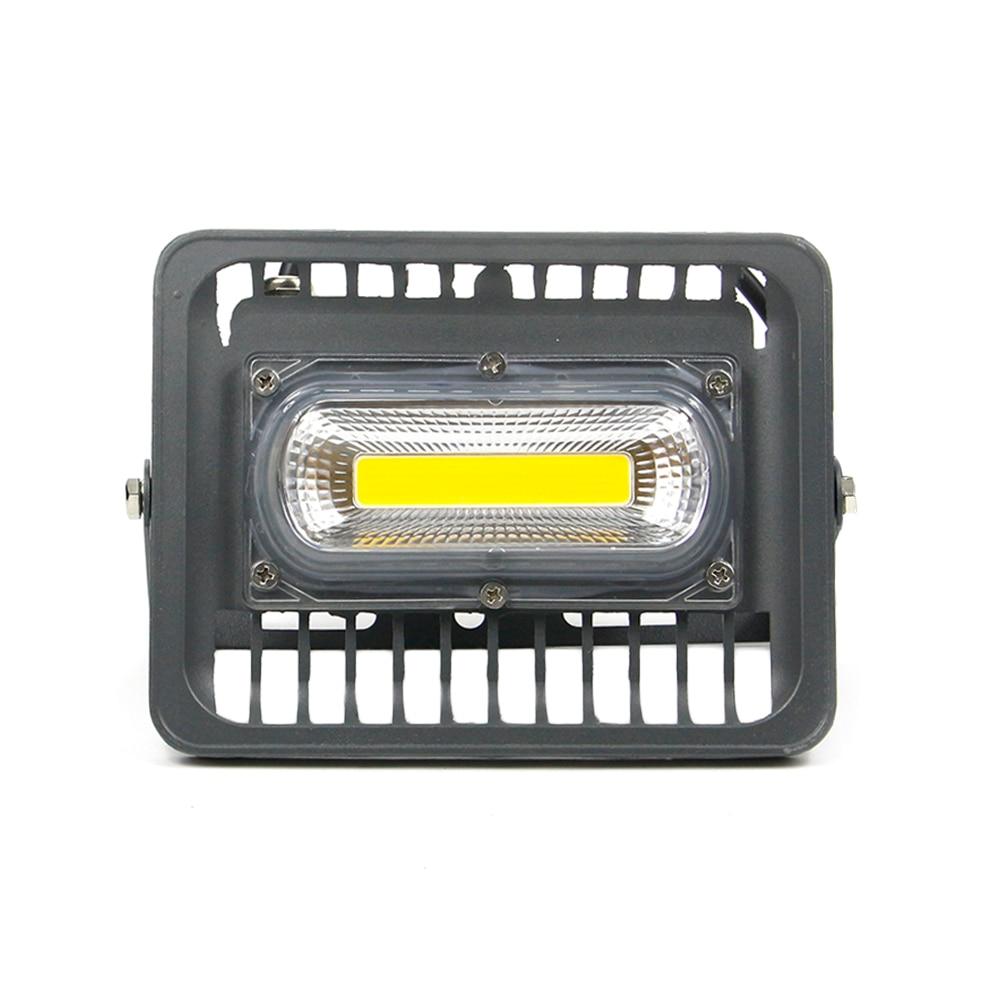 IP66 Waterproof LED Flood Light Projector 30W 50W 70W 100W 220V LED Outdoor Spotlight Floodlight Wall Washer Lamp