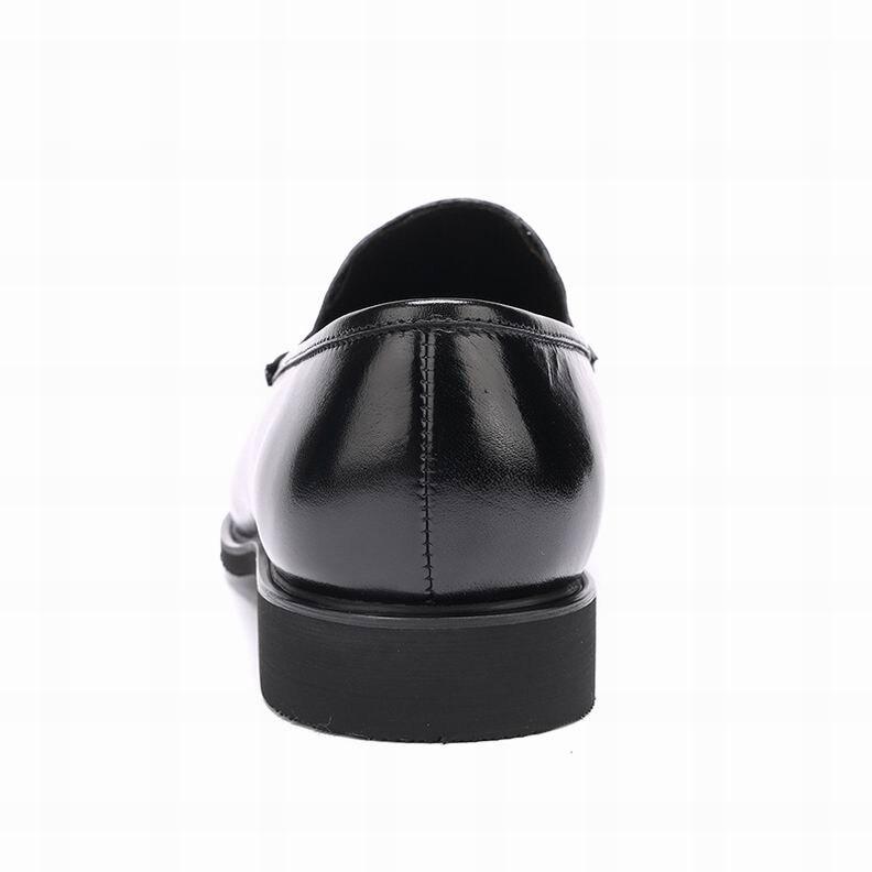 Schuhe Design Eke130 Schuh Fashion Vollnarbenleder Business Männer Neue Echte Schwarzes 01 Kleid Eioupi Italienische Mens brown Atmen TqO7Rwn5