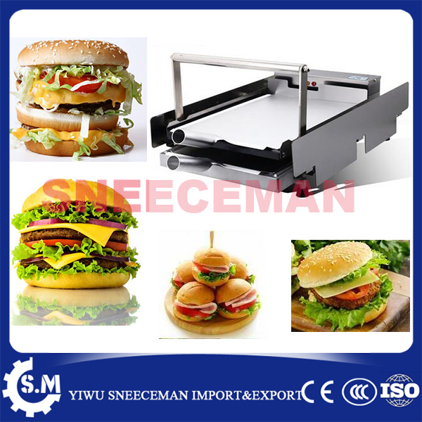 commercial Double deck plate baking machine Hamburger Machine Dryer Charter machine Large Aluminum Plate Hamburger machine футболка toy machine destroy deck black