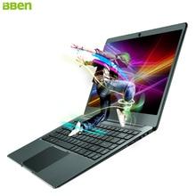 "BBEN Newest Laptop Windows 10 Intel N3450 Quad Core HD Graphics 4GB RAM 64G ROM WiFi BT4.0 Type C HDMI 14.1"" Notebook 4 Colors"