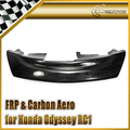 Car-styling FRP Fiber Glass Front Grill Racing Grille For Honda Odyssey RC1 Mugen Style In Stock