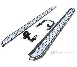 Image 2 - Pédales latérales de marchepied pour Peugeot, nouveau 3008 2017 2020, style très populaire en chine, fourni par une grande usine ISO9001