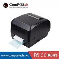 Free Shipping USB Barcode Printer /Thermal Transfer /Direct Thermal Printer For POS