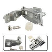 Para fiat 500 chrome exterior maçaneta da porta dobradiça kit de reparação os ou ns. 51939041 51964555|Maçanetas externas|   -