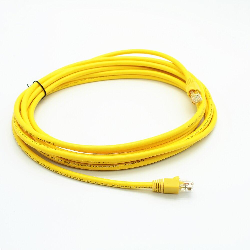 Lan-kabel Für BMW ICOM A2 Lan-kabel Diagnosegerät Auto Net Kabel I-COM A2 + B + C Selbstdiagnose & Programmierung Scanner Anschließen