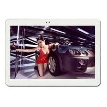 4G LTE S109 tablet PC de 10.1 PULGADAS ips Android 6.0 llamada de teléfono MTK8752 4 GB/32 GB 1280X800 IPS Octa Core RAM 4 GB ROM 32 GB 2MP + 5MP GPS