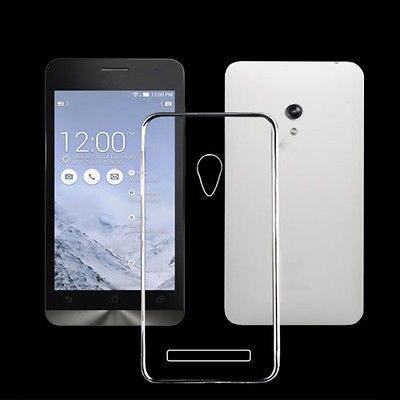 Dreamysow ультра тонкий силиконовый прозрачный чехол кожи для Asus Zenfone 2 4 5 ZE551ML 2 лазер ZE601KL ZE500KL ZE550KL