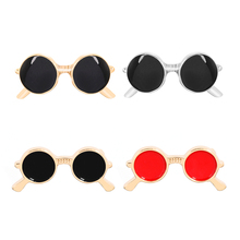 New Hot Black Red Sunglasses Brooch for women Korean Mens Suit Shirt Pin Creative clothes brooch Fashion Jewelry