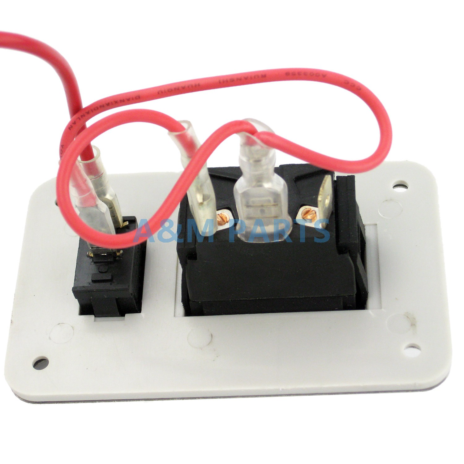 Marine Windlass Up Down Rocker Control Switch Panel For Anchor Pontoon And Wiring Harness Winch In Car Switches Relays From Automobiles Motorcycles On