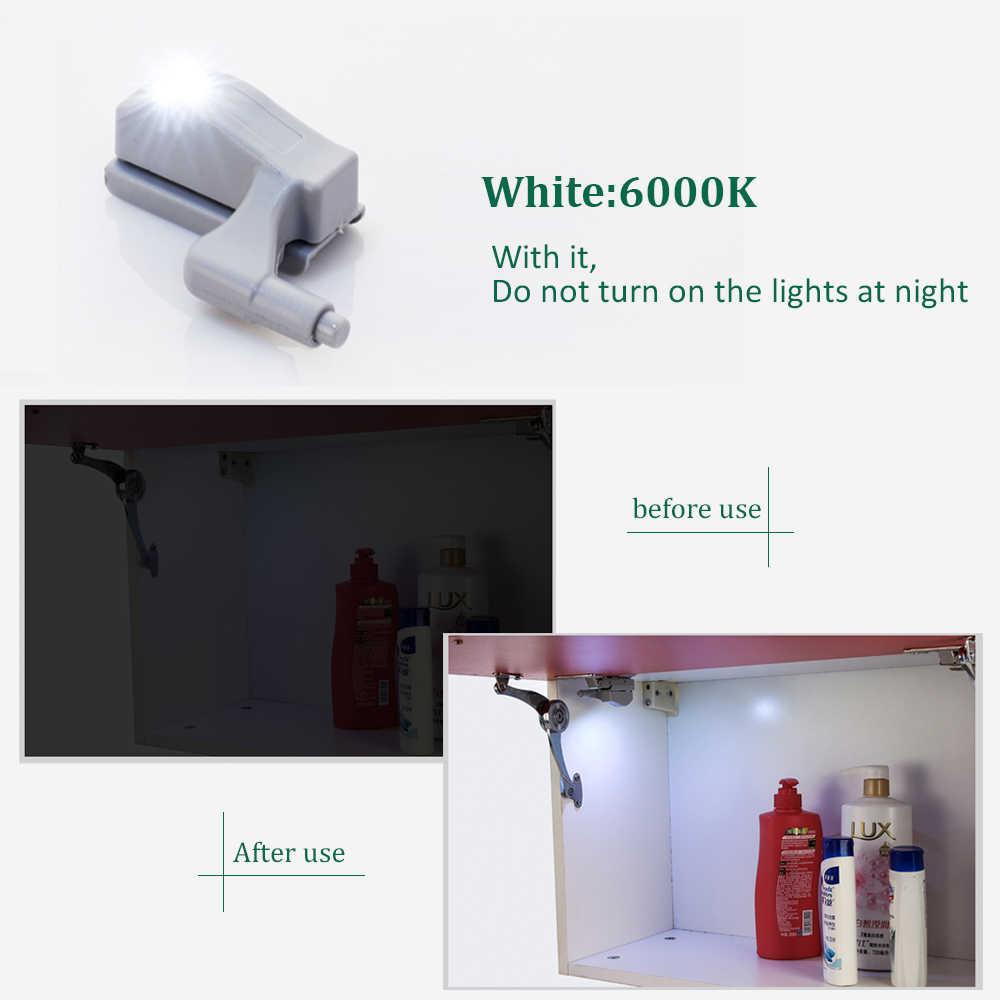 2 шт. беспроводной инфракрасный датчик движения светодиодный светильник для шкафа шкаф лампа Ночной светильник домашний декор кухонный светильник ing