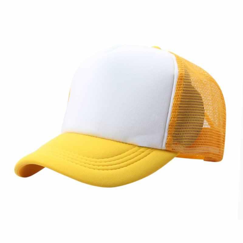 Del bambino Delle Ragazze Dei Ragazzi Dei Bambini Del Bambino Berretto Da Baseball Della Protezione Del Cappello Con Visiera Cappelli Berretto Cappelli Per Bambini