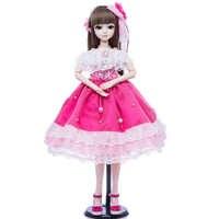 Принцесса Анна bjd кукла 1/3 60 см sd Набор Кукол DIY коллекция девочка кукла подарок на возраст от 8 лет