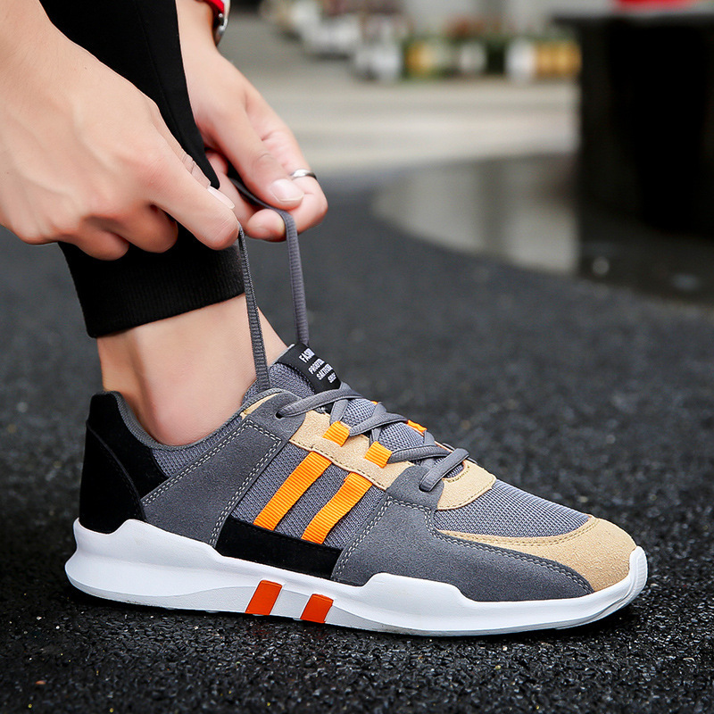 Shoes Men Summer Breathable Mesh Shoes Casual Sneakers Men Tenis Trainers Superstar Outdoor Walking Sports Shoes 2019 Flats Man