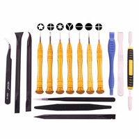 SW 1090 7 16 in 1 Professional Multi purpose Repair Tool Set with Carrying Bag for iPhone, Samsung, Xiaomi and More Phones