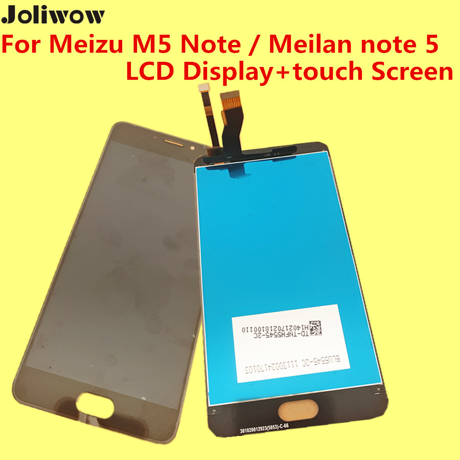 For- Meizu Meilan note 5 LCD Display+touch Screen Digitizer Assembly Replacement Accessories for Meizu M5 Note Give glass film high quality 5 5inch for meizu m5 note 5 lcd display screen touch screen digitizer glass panel meilan note5 replacement assembly