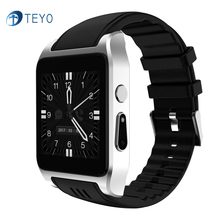 2017 New Brand Teyo Sport Smart Watch X86 Bluetooth 3g Wifi Support Weather Remind Interactive Music Pedometer Wrist Smart Watch Android IOS