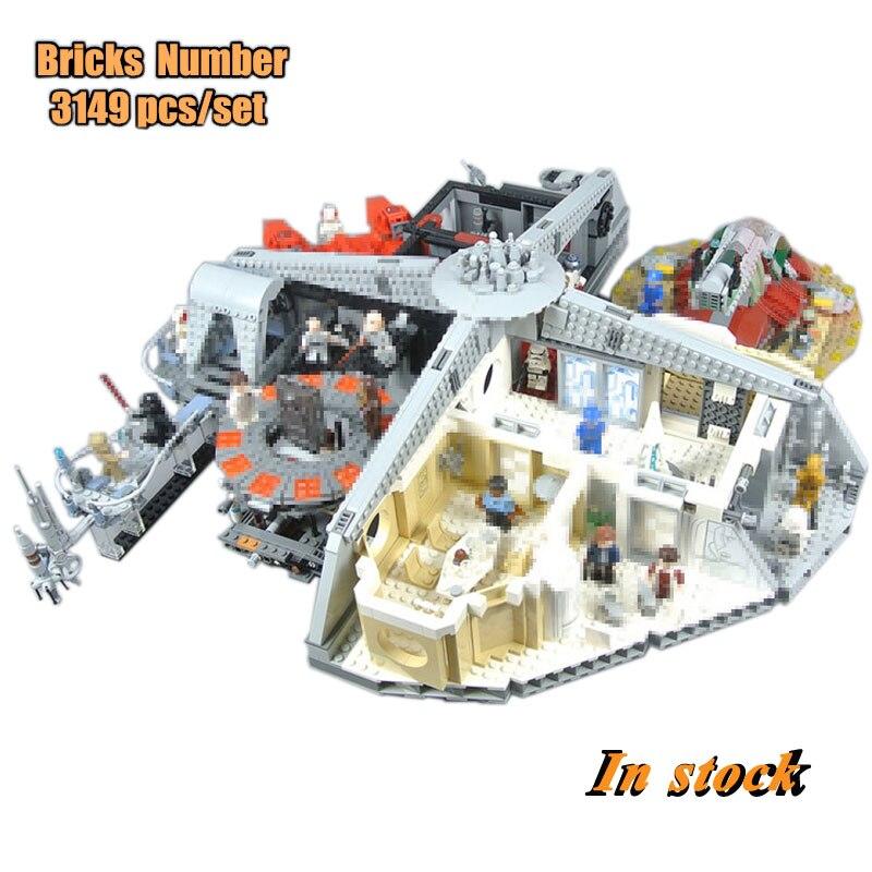 New Star Plan Betrayal at Cloud City set fit star wars 75222 figures Blocks Bricks Building
