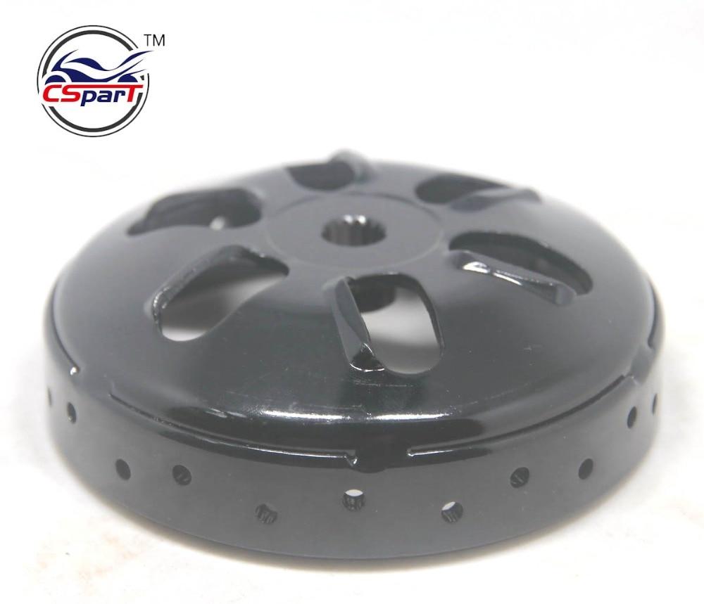 115MM 22T Performance Clutch Bell GY6 50CC 60CC 80CC 139QMB Baotian Jonway Sunl Scooter Parts