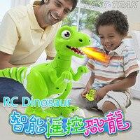Remote Control Dinosaur Birthday Gift Present RC Dinosaur Toy
