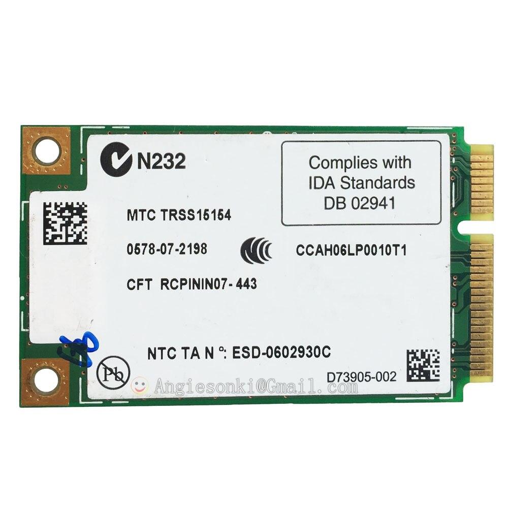 IBM Lenovo Thinkpad R61 T61 X61 Wireless N Card 42T0865 intel 4965AGN