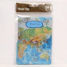 Overseas Travel Passport Cover Wallet