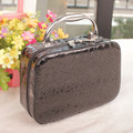 2016 New Hot Sale Large Capacity Makeup Bags PU Leather High Quality Women Cosmetic Bags HBG29