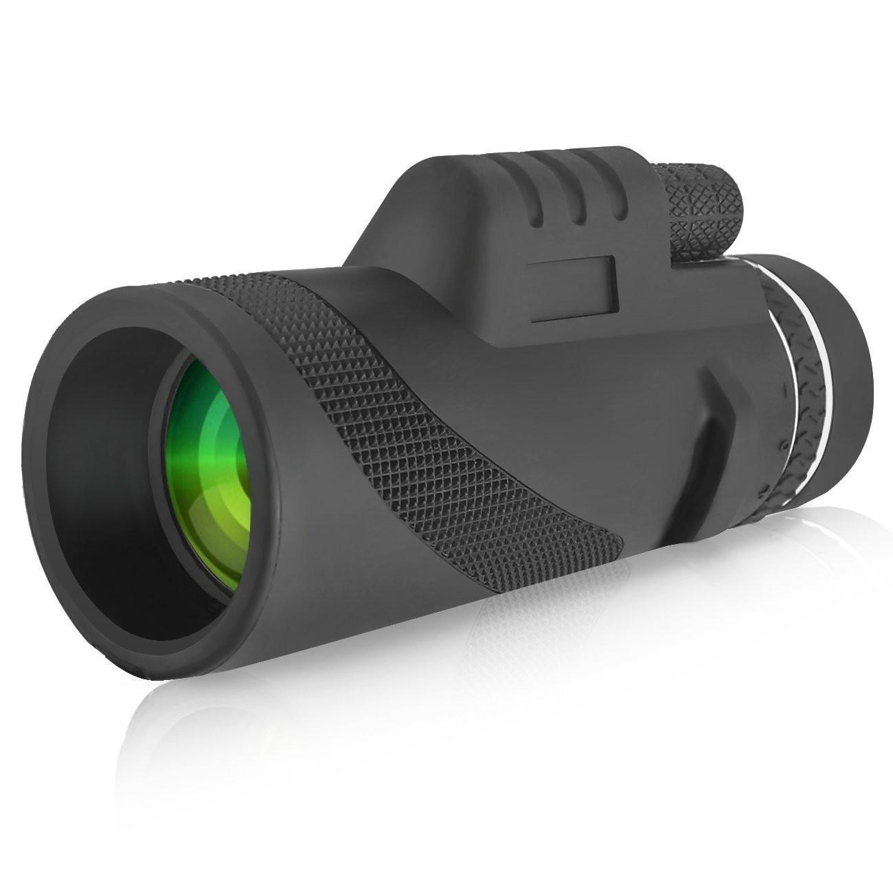 40X60 Tag & Nachtsicht Dual-Fokus HD Optik Zoom Monocular Teleskop Wasserdichte Super Clear für Outdoor jagd Monokulare