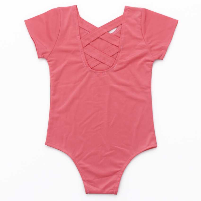 Seartist Baby Girls Summer Romper Newborn Plain Red Jumpsuit Toddler Girl Cotton Rompers 0-2Yrs Summer Jumper 2018 New 25
