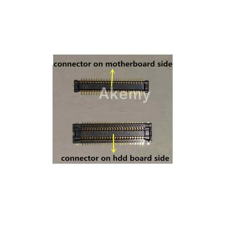 واجهة أصلية لـ ASUS X555LD A555L X555LJ X555LB X555LP X555LN X556U واجهة على لوحة HDD وعلى اللوحة الأم