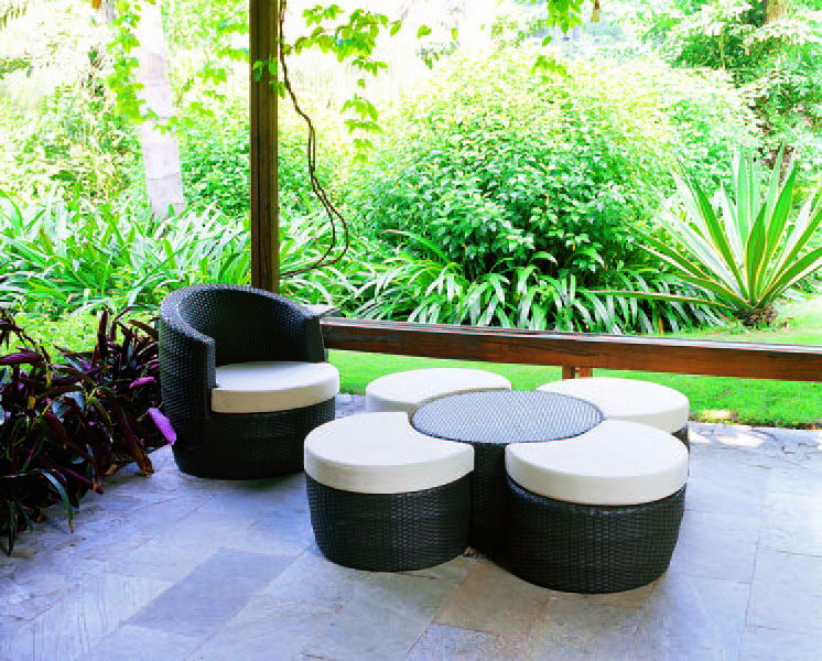 Marvelous 2017 Wholesale Outdoor Modern Used Hotel Resin Wicker Patio Furniture(China  (Mainland))