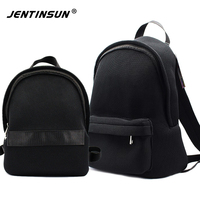 Mesh Backpack See Through Student School Bag Bookbag Mesh Daypack Teenagers Snorkeling Backpack Beach Package Black