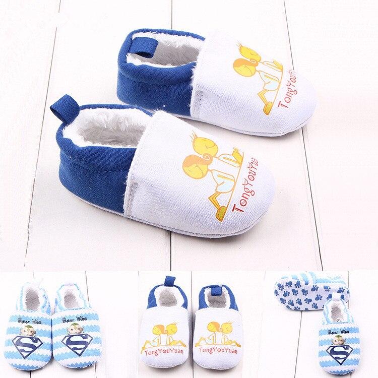 f3163c179 الشتاء أفخم الأخفاف أحذية الرضع طفل الوليد للجنسين الاطفال الفراء لينة وحيد  الأولى ووكر حذاء بيبي sapatos chaussures