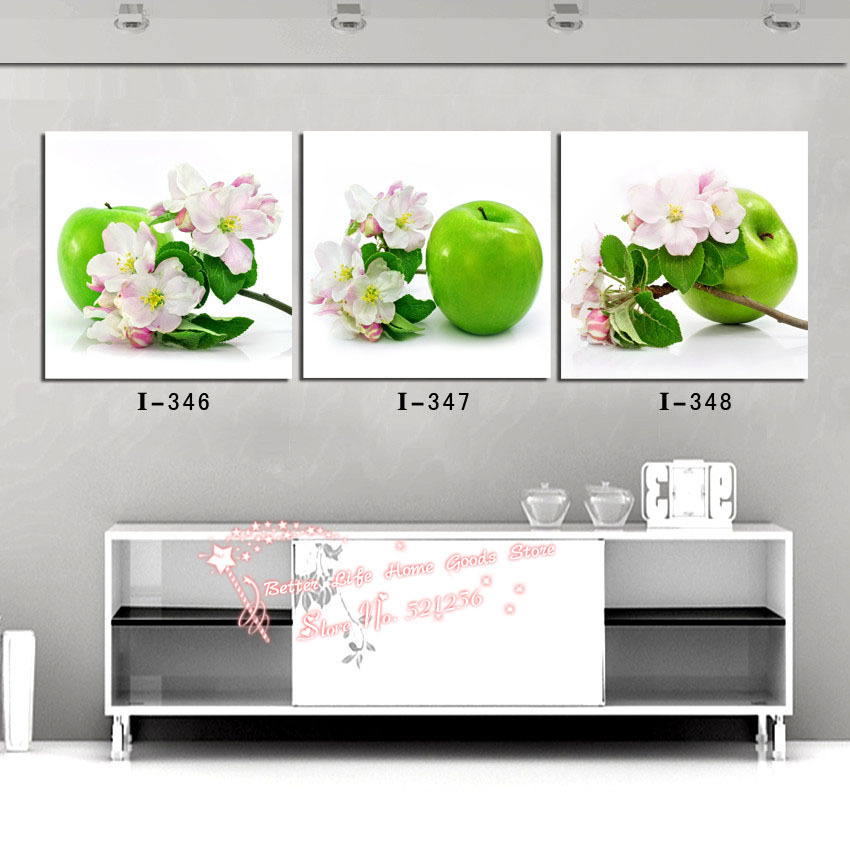 Popular apple green kitchen buy cheap apple green kitchen for Where can i find cheap home decor