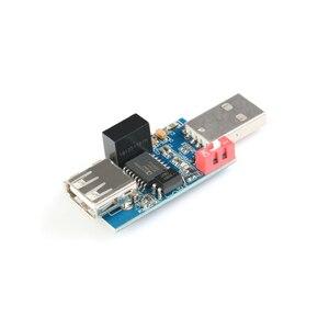 Image 3 - Isolator USB to USB Isolator Module Protection Board Isolation ADUM4160 ADUM3160 Single Isolation USB Module 1500V